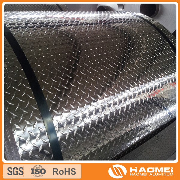 Chinese well-known supplier aluminum diamond plate fabrication