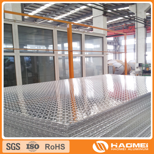 aluminium floor plate load tables