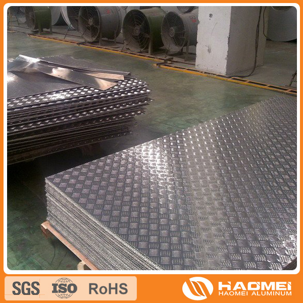 aluminum floor plate load table