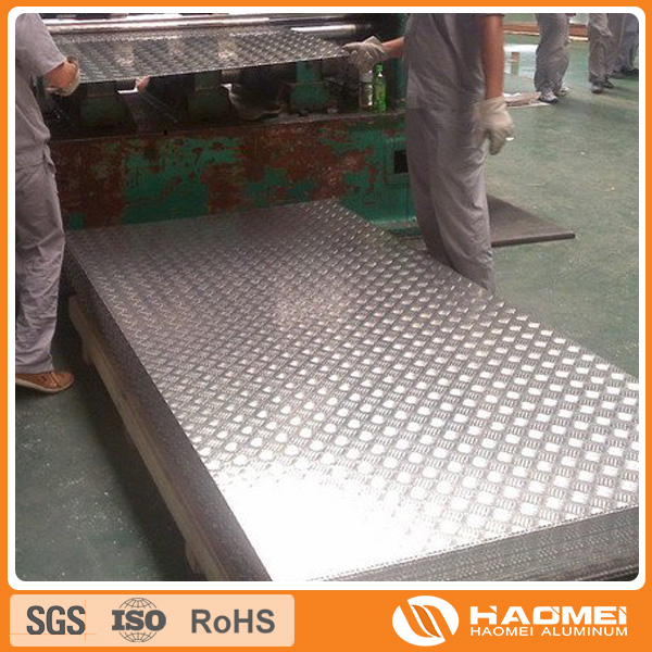aluminum floor plate load table,diamond plate jeep